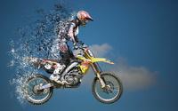 Motocross [2] wallpaper 2560x1440 jpg