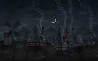 Music from the chimneys wallpaper 1920x1200 jpg