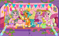 My Filly World Princesses wallpaper 1920x1080 jpg