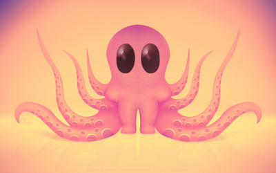 Octo wallpaper