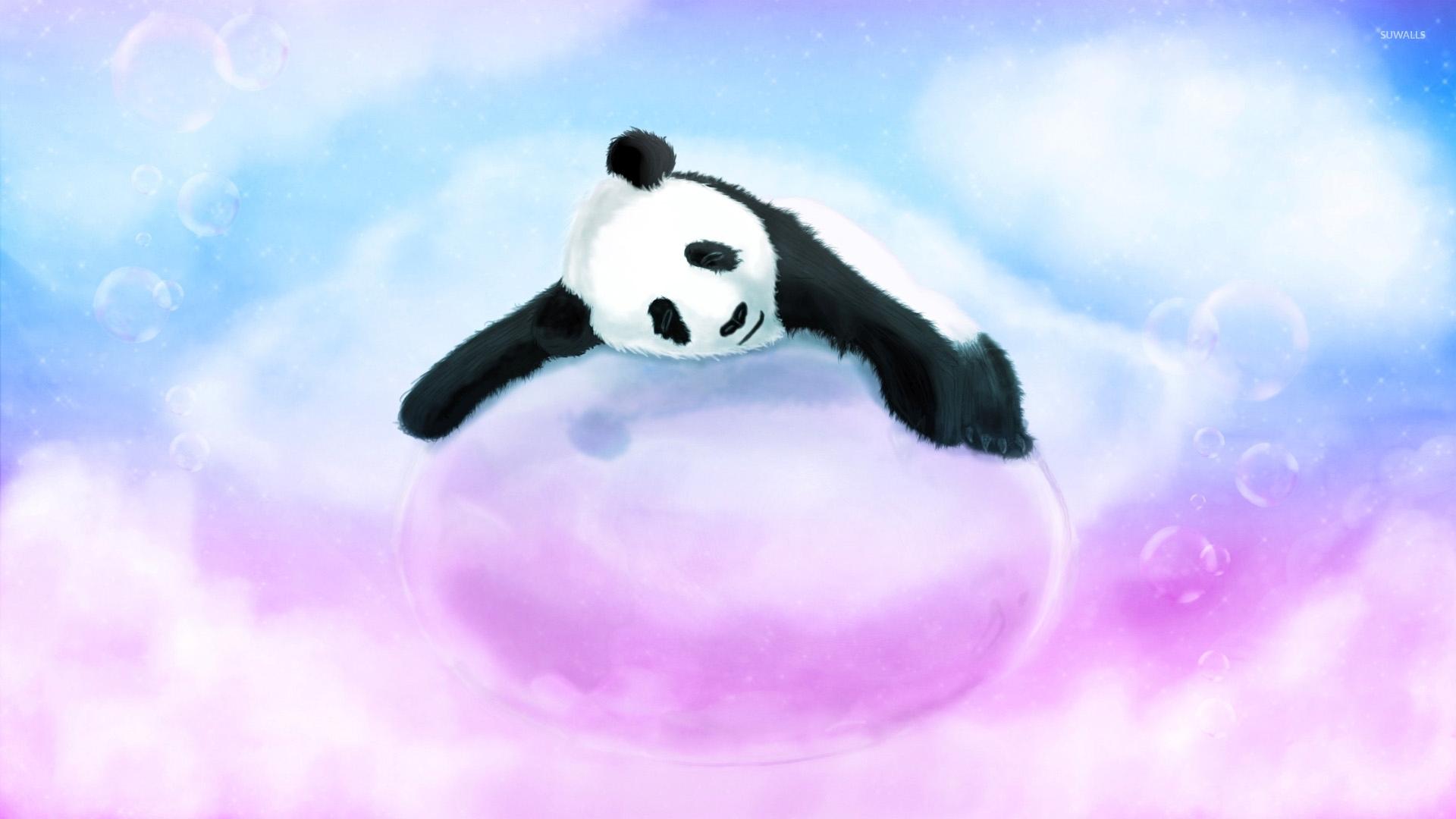 Panda 4 Wallpaper