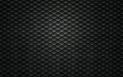 Perforated metal pattern wallpaper