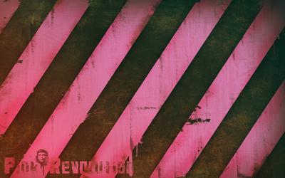 Pink Revolution wallpaper