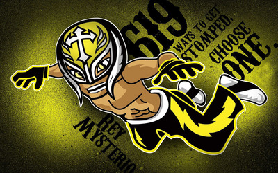 Rey Mysterio Jr. wallpaper
