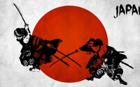 Samurai fighting wallpaper 1920x1080 jpg