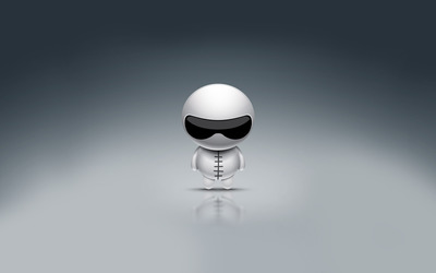 Stig emoticon wallpaper