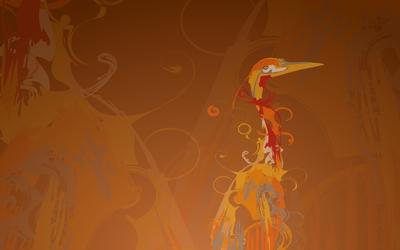 Stork [2] wallpaper