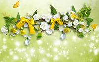 Summer wreath wallpaper 1920x1080 jpg