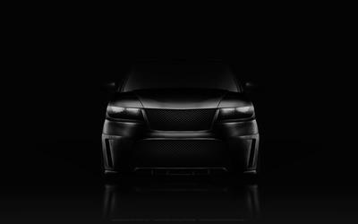 SUV design wallpaper