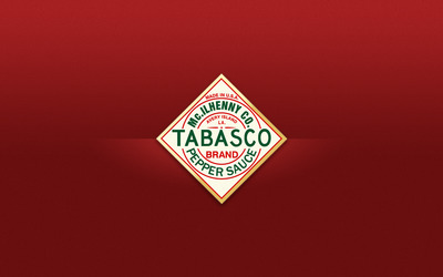Tabasco logo wallpaper