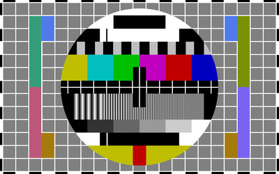 Testcard wallpaper