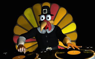 Turkey DJ wallpaper