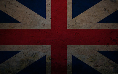 Union Jack wallpaper
