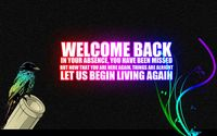 Welcome back wallpaper 1920x1200 jpg