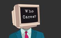 Who cares wallpaper 3840x2160 jpg