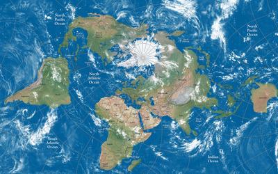 World map [2] wallpaper