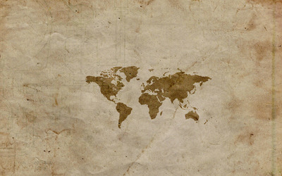 World map [3] wallpaper