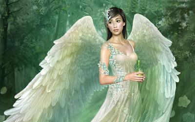 Angel [3] Wallpaper