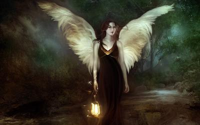 Angel [2] wallpaper
