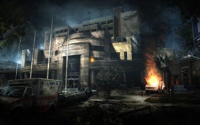 Apocalyptic world wallpaper
