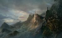 Castle [3] wallpaper 1920x1200 jpg
