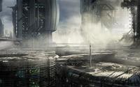 Cyberpunk architecture wallpaper 1920x1080 jpg