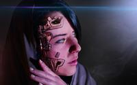 Cyborg [2] wallpaper 2560x1600 jpg