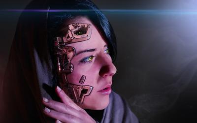 Cyborg [2] wallpaper