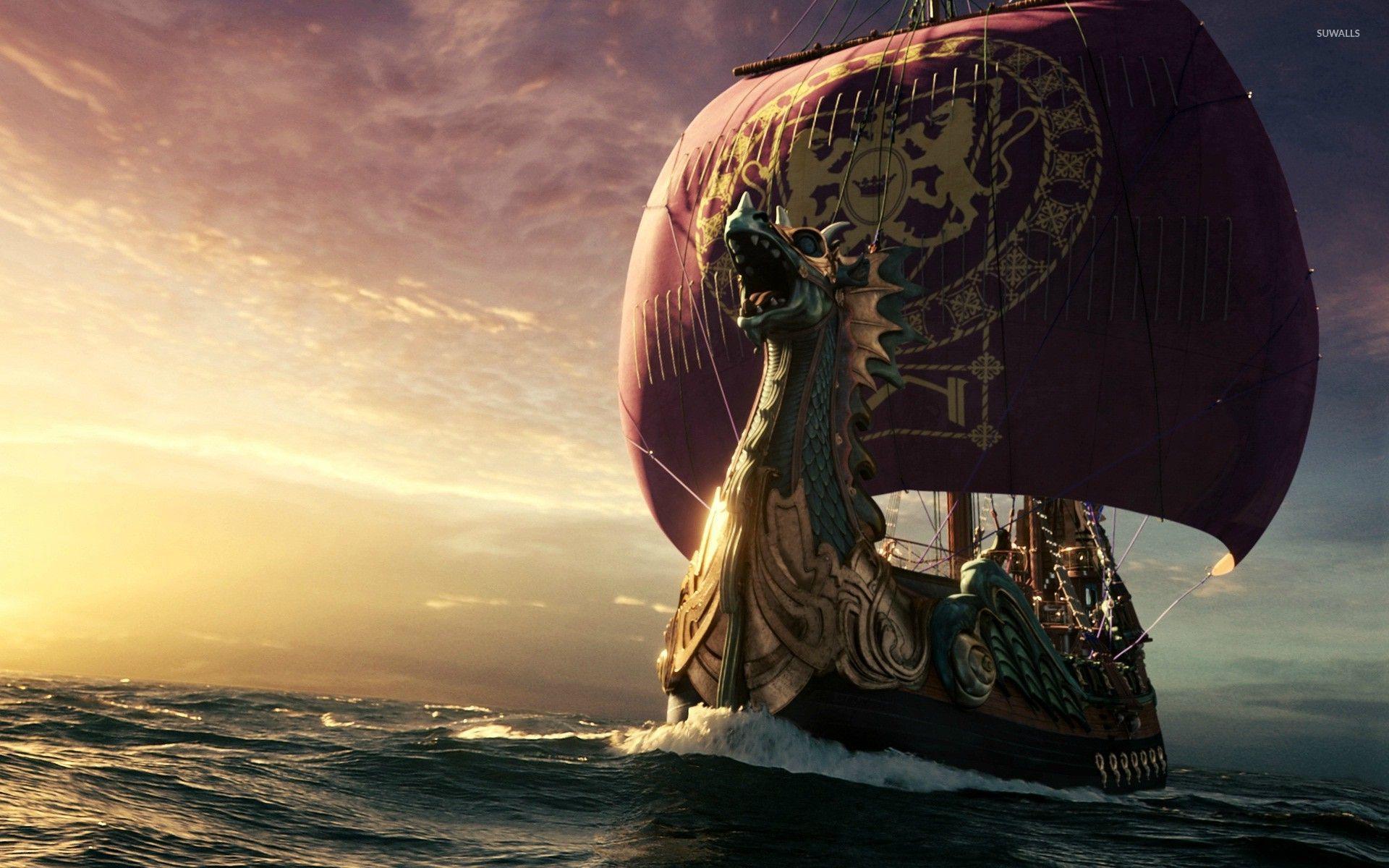 Somali pirate ship wallpaper