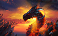 Dragon [4] wallpaper 1920x1200 jpg