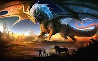 Dragon [2] wallpaper 2560x1600 jpg