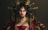 Dragon queen [2] wallpaper 1920x1200 jpg
