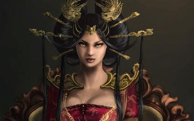 Dragon queen [2] wallpaper