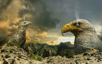 Eagle mountains wallpaper 2560x1600 jpg