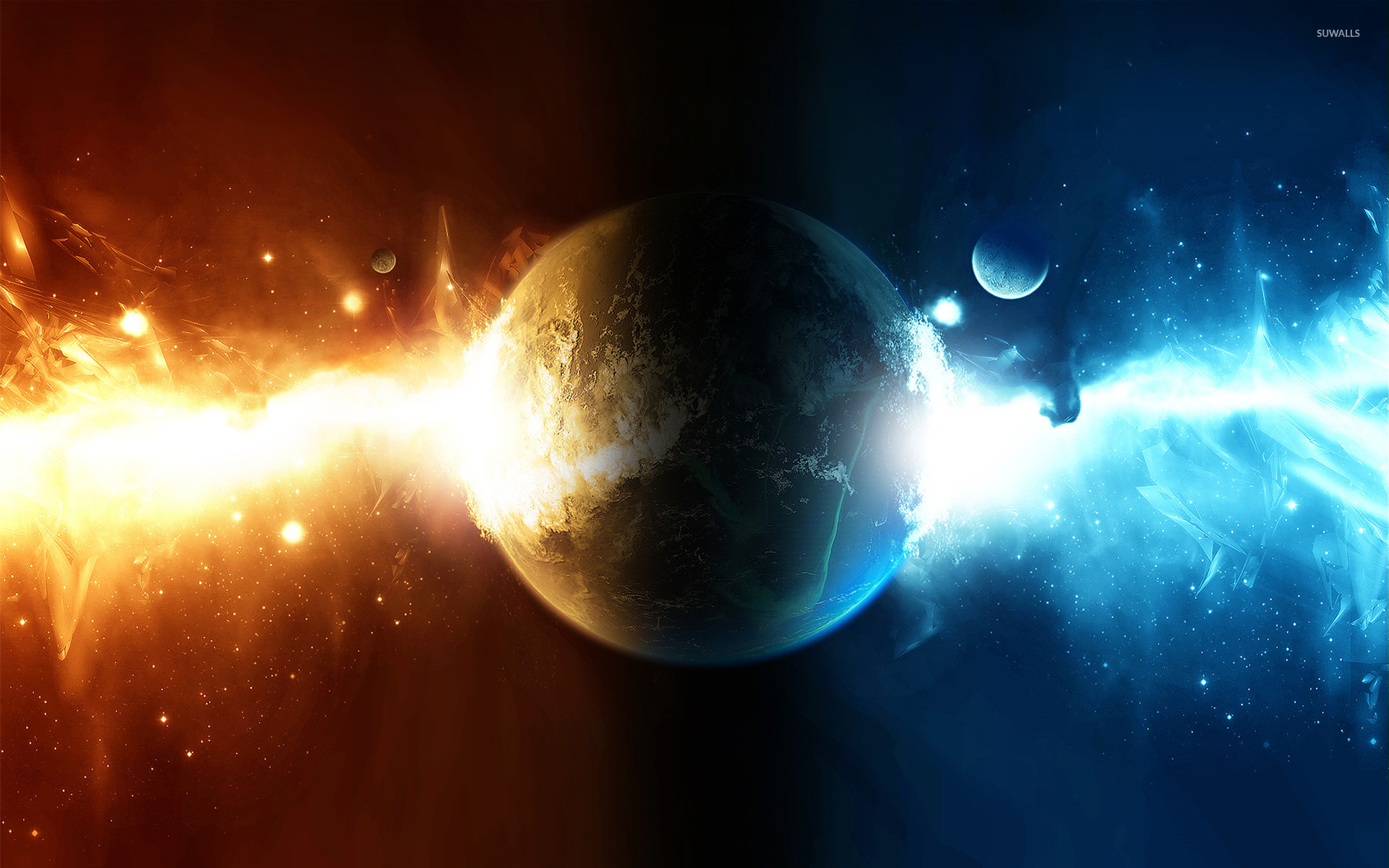 exploding planets wallpapersfor laptops - photo #6