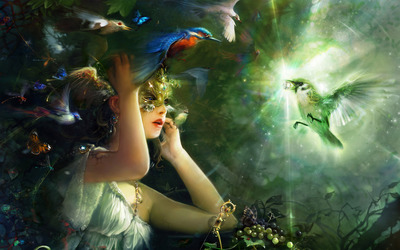Fairy [2] wallpaper