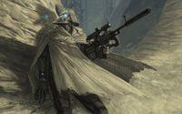 Futuristic sniper soldier wallpaper 1920x1080 jpg