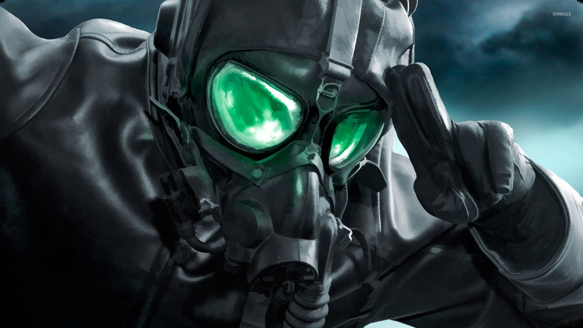 Gas Masked Soldier Wallpaper Fantasy Wallpapers 29323