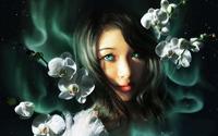 Girl [15] wallpaper 1920x1200 jpg
