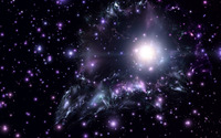 Glowing universe [2] wallpaper 1920x1200 jpg