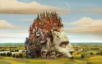 Head Castle wallpaper 2560x1600 jpg