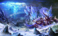 Ice king wallpaper 2560x1600 jpg