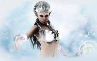 Ice queen [2] wallpaper 1920x1080 jpg