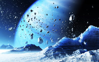 Icy planet wallpaper 1920x1200 jpg