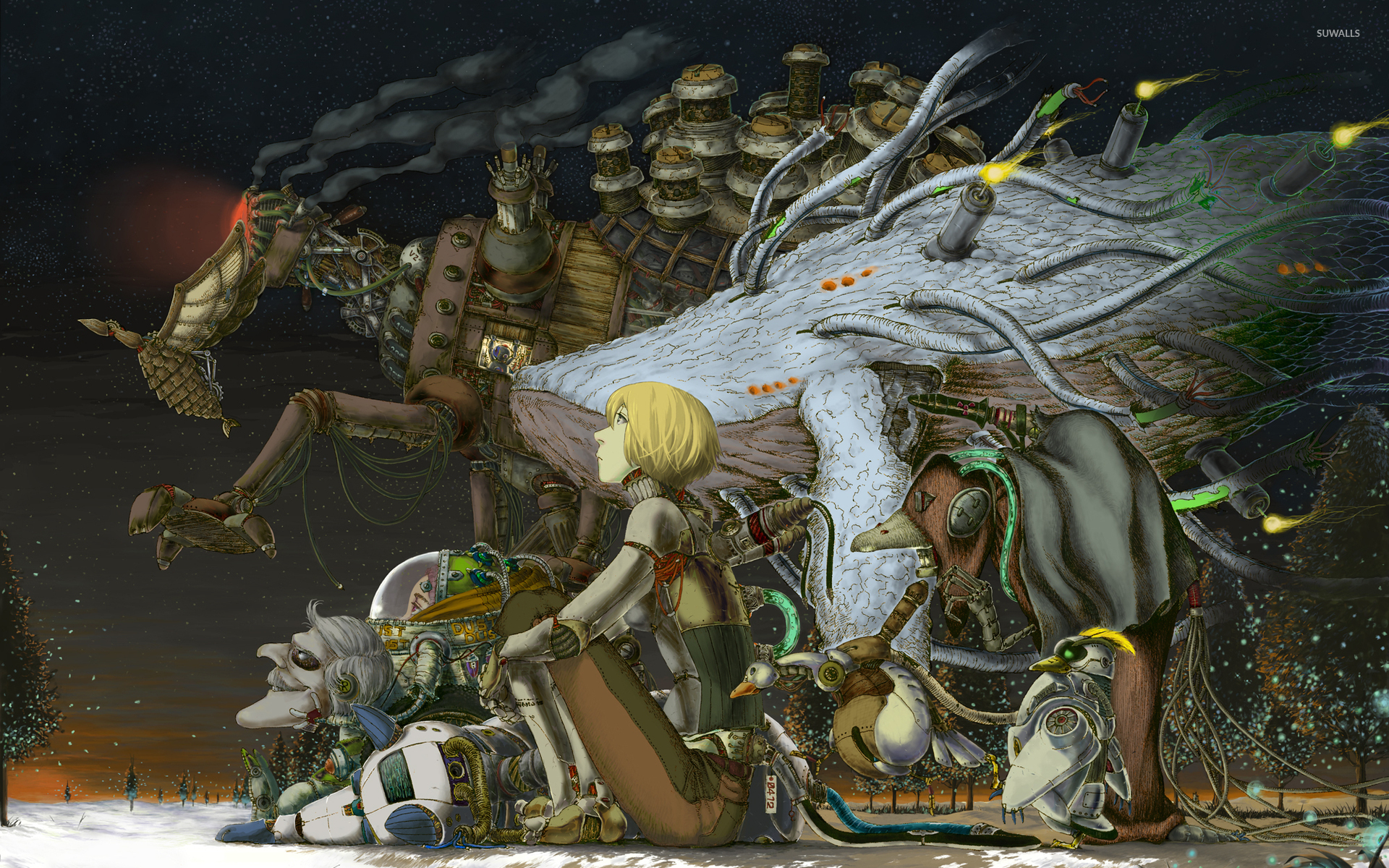 Interesting Creatures Wallpaper Fantasy Wallpapers 45786 HD Wallpapers Download Free Images Wallpaper [1000image.com]