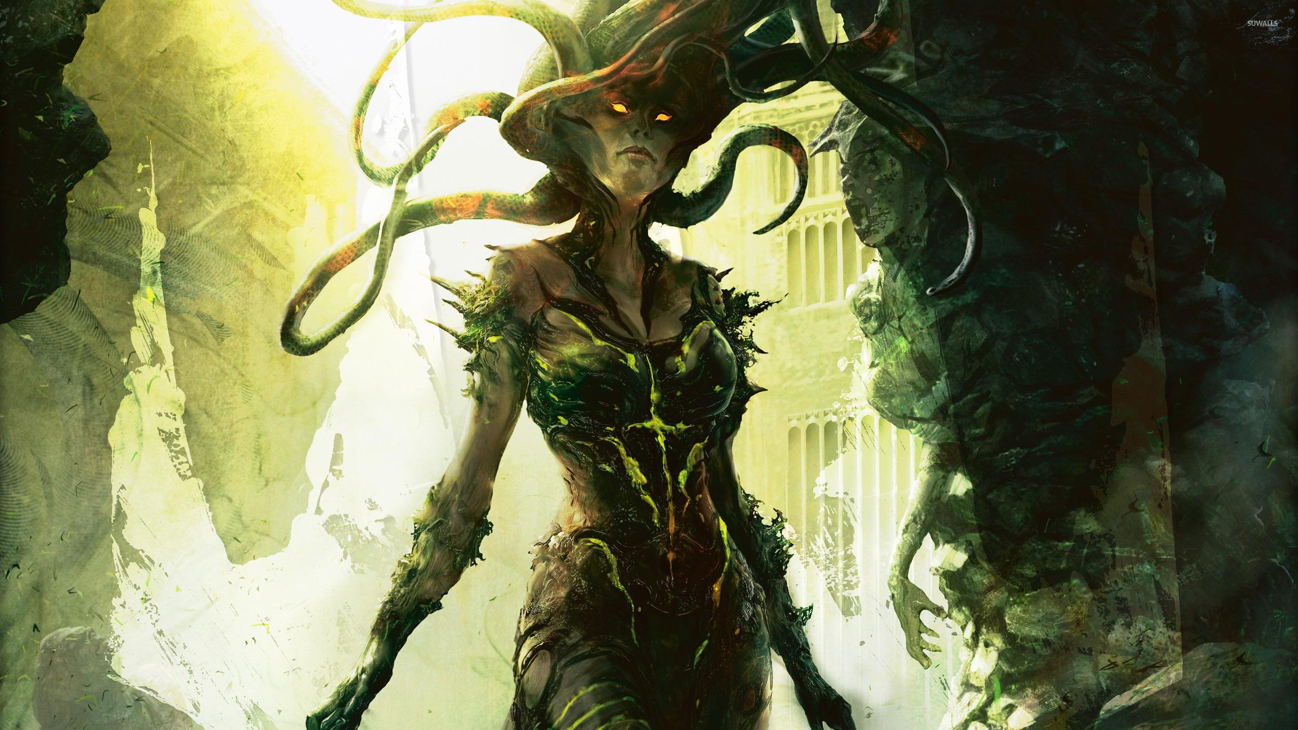 Medusa [3] wallpaper - Fantasy