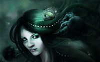 Mermaid [6] wallpaper 2880x1800 jpg