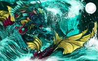 Mythical creatures wallpaper 2560x1600 jpg