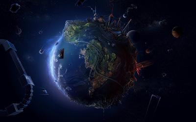 Planet [2] wallpaper