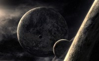 Planets [11] wallpaper 1920x1200 jpg